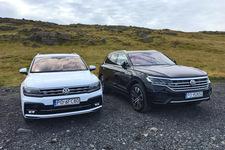 Volkswagen SUV Experience: stawić czoła islandzkim wyzwaniom
