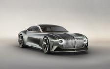 Bentley EXP 100 GT - samochód z roku 2035