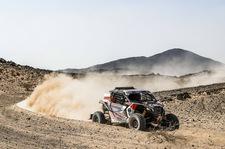 Jak Polacy wypadli po piątym etapie Dakaru?